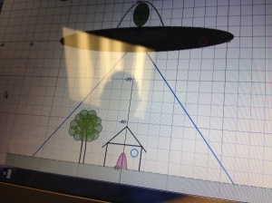 Desmos House Alien