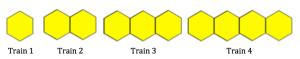 Hexgon Train