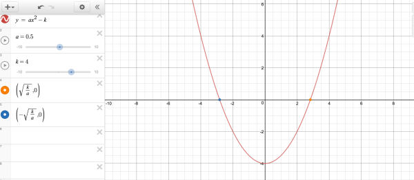 Desmos Sticky points
